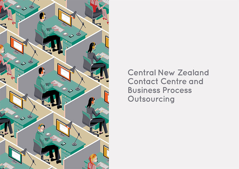 Central New Zealand Business Process Outsourcing - brochure