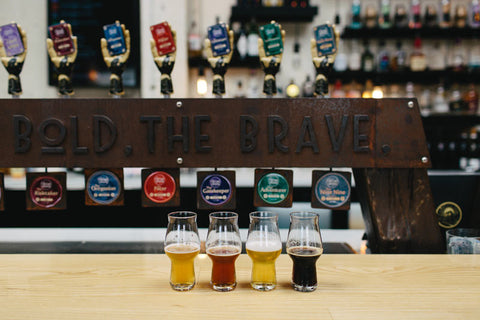 Craft Beer Tasting - Fortune Favours