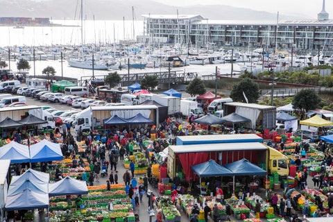 Harbourside Market 1