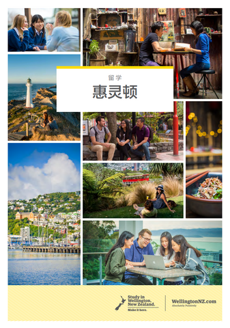 Study in Wellington arrival guide - Mandarin