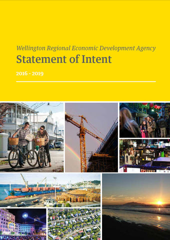 WREDA Statement of Intent 2016-2019