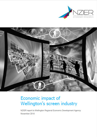 Economic impact of Wellington's screen industry