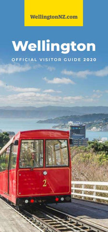 Official Wellington Visitor Guide