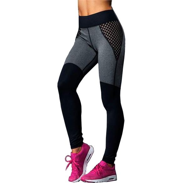 Cloud 9 High Waist Mesh Leggings
