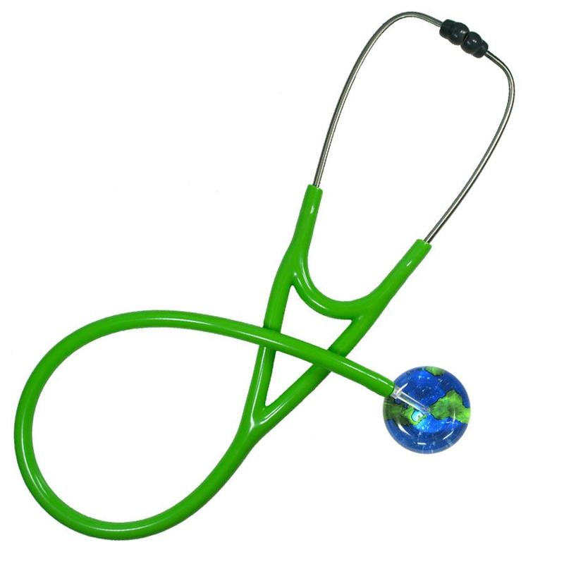 ULTRASCOPE CARDIOLOGY STETHOSCOPE WORLD WESTERN HEMISPHERE