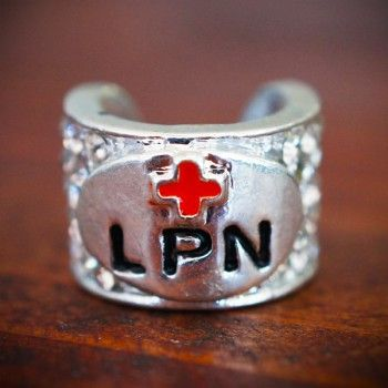 LPN Stethoscope Charm by CharMED