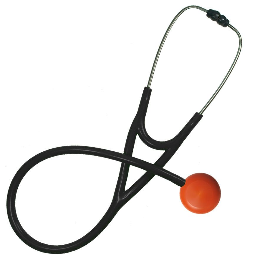 MaxiScope Cardiology Stethoscope Orange