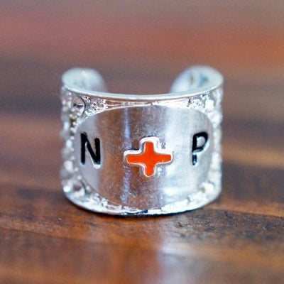 Stethoscope Charm for Nurse Practitioners NP by CharMED