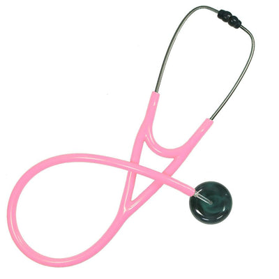 UltraScope Cardiology Stethoscope Solid Color Green