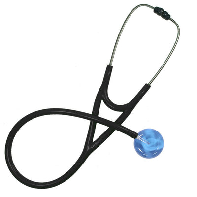 UltraScope Cardiology Stethoscope Solid Color Light Blue