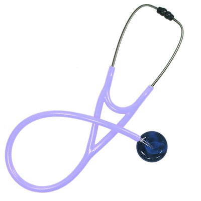 UltraScope Cardiology Stethoscope Solid Color Navy Blue