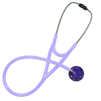 UltraScope Cardiology Stethoscope Solid Color Purple