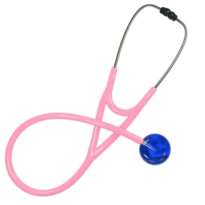 UltraScope Cardiology Stethoscope Solid Color Royal Blue