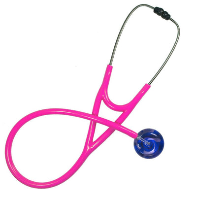 UltraScope Cardiology Stethoscope Color Me Swirled Royal Blue