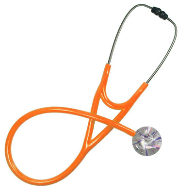 UltraScope Cardiology Stethoscope Razzle Dazzler Purple and Light Pink