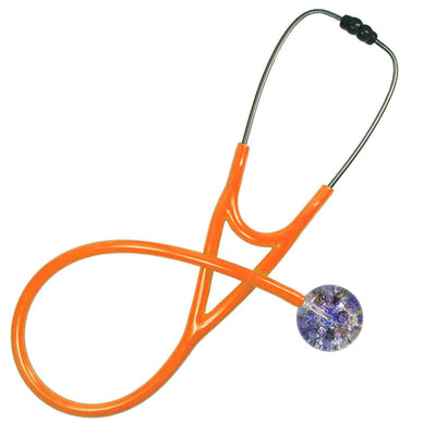 UltraScope Cardiology Stethoscope Shabby Chic Purple