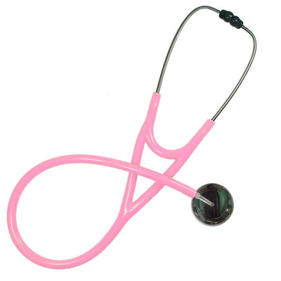 UltraScope Cardiology Stethoscope Black Wave Green