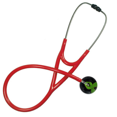 UltraScope Cardiology Stethoscope Awareness Ribbon Black