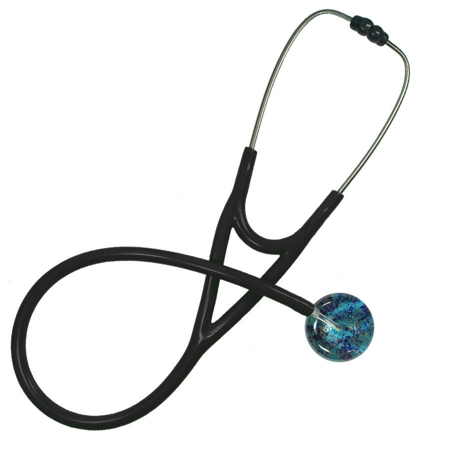 UltraScope Cardiology Stethoscope Sapphire Galaxy