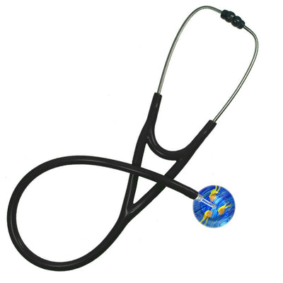 UltraScope Cardiology Stethoscope Goldfish