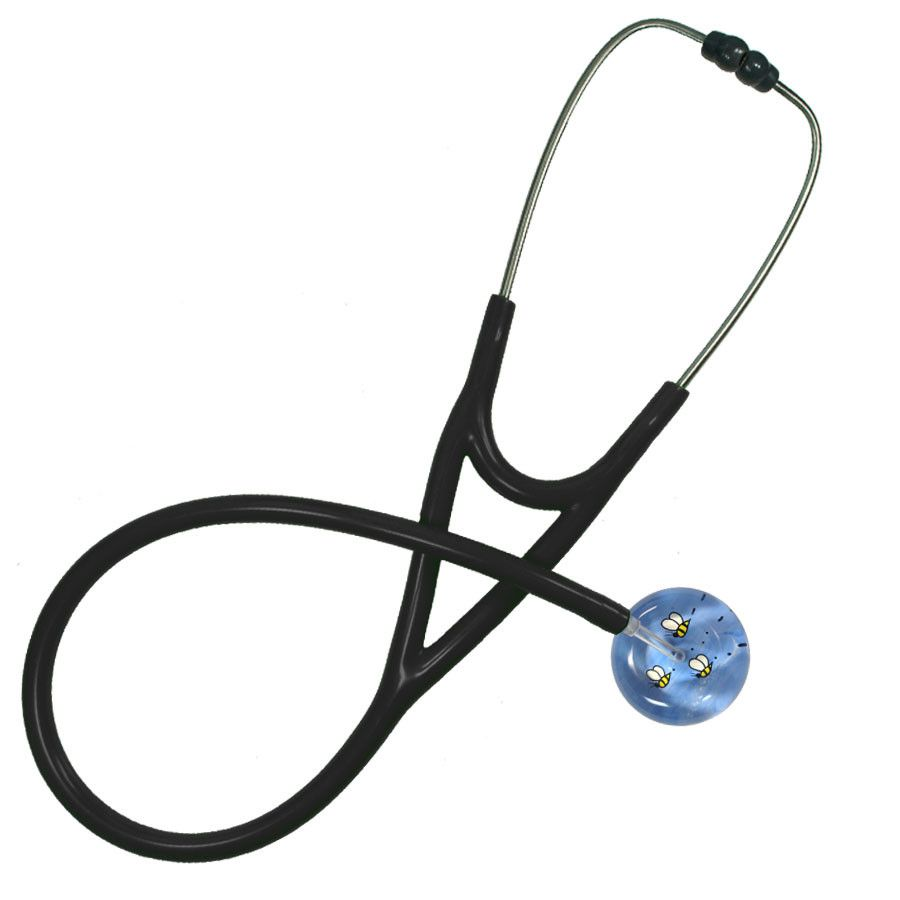 UltraScope Cardiology Stethoscope Busy Bees