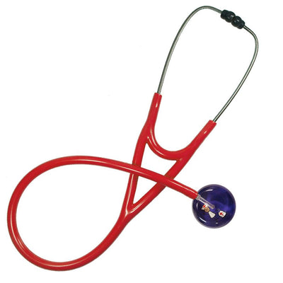 UltraScope Cardiology Stethoscope Stick Nurse Purple