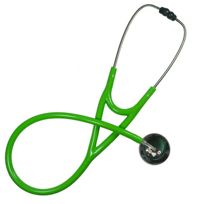 UltraScope Cardiology Stethoscope Stick Nurse Green