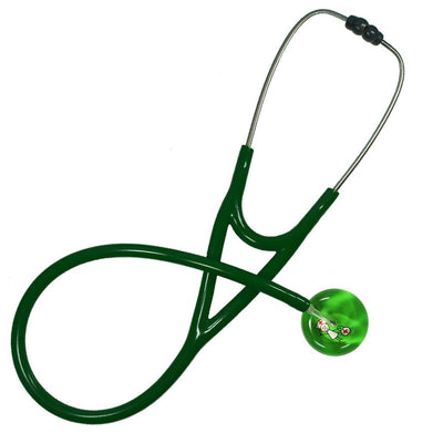 UltraScope Cardiology Stethoscope Stick Nurse Light Green