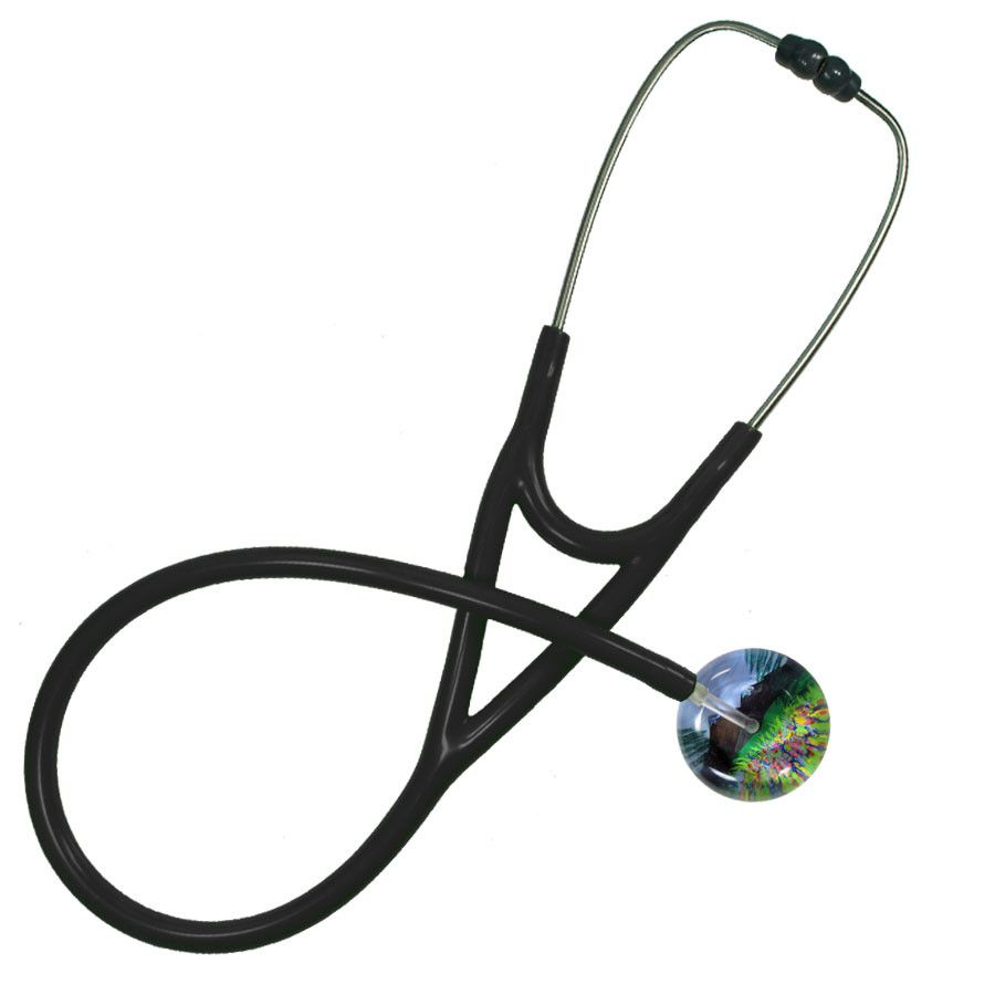UltraScope Cardiology Stethoscope Mountains