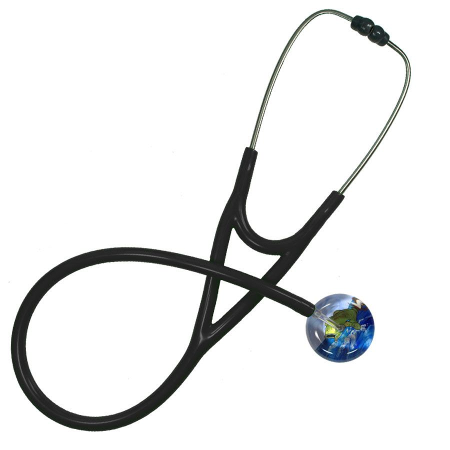 UltraScope Cardiology Stethoscope Bass Fishing