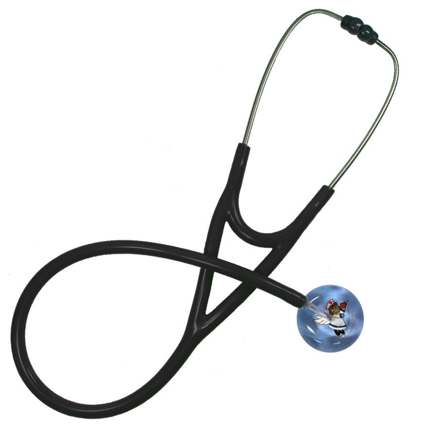 UltraScope Cardiology Stethoscope Flying Nurse Mid Tone