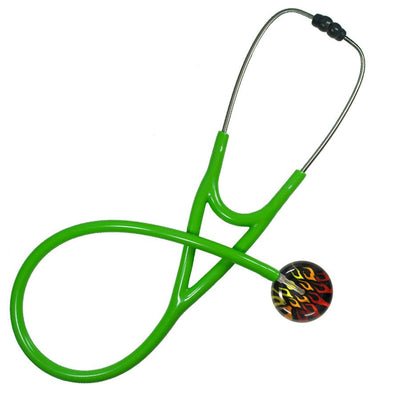 UltraScope Cardiology Stethoscope Flames