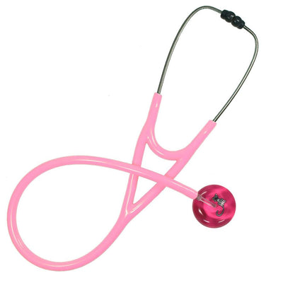 UltraScope Cardiology Stethoscope Kitty Hot Pink