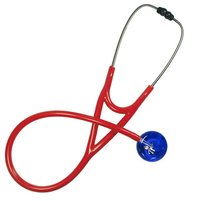 UltraScope Cardiology Stethoscope Stick Doctor Royal Blue