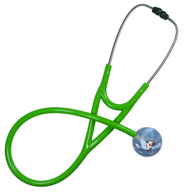 UltraScope Cardiology Stethoscope Ambulance Light Blue