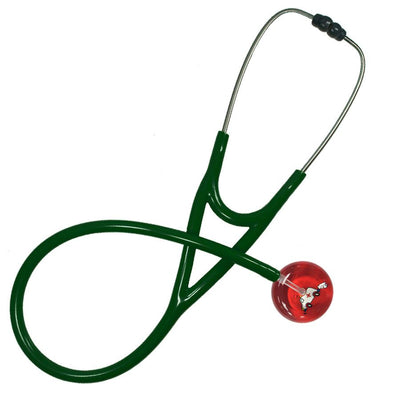 UltraScope Cardiology Stethoscope Ambulance Red