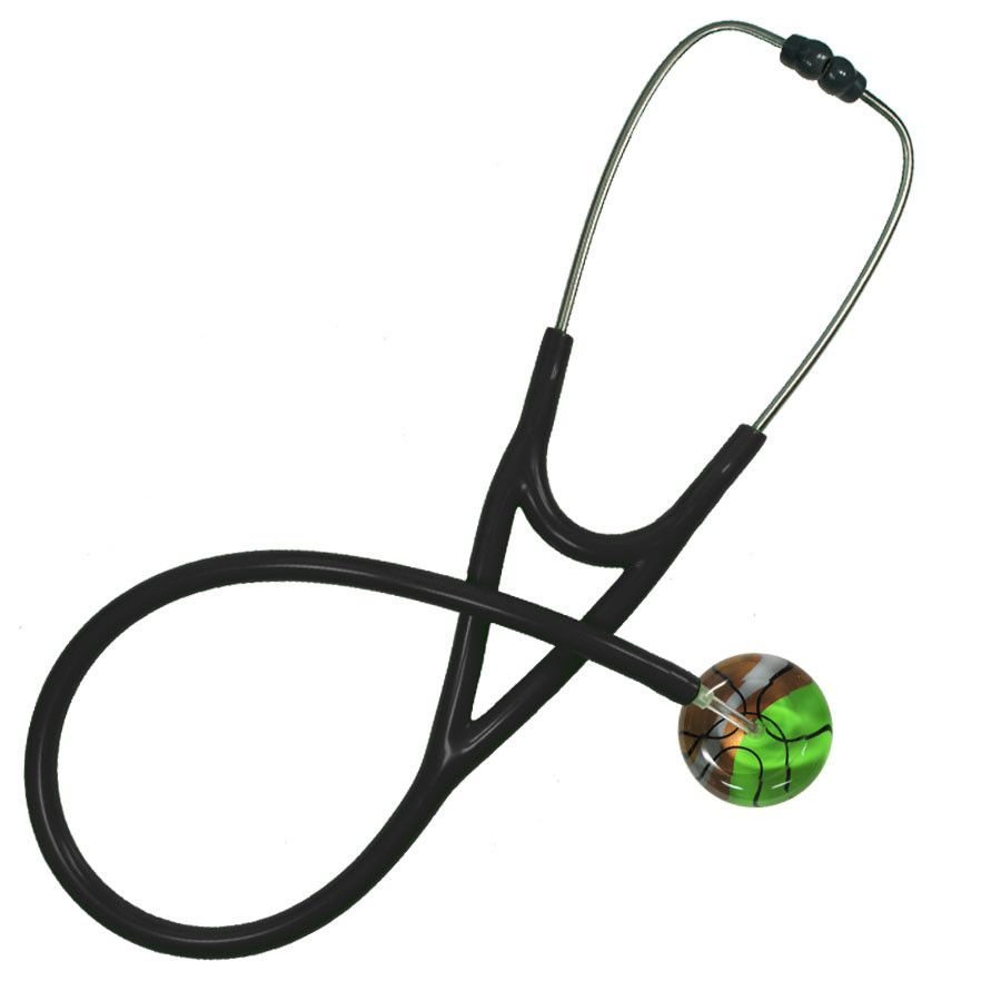 UltraScope Cardiology Stethoscope 50's Chic Light Green