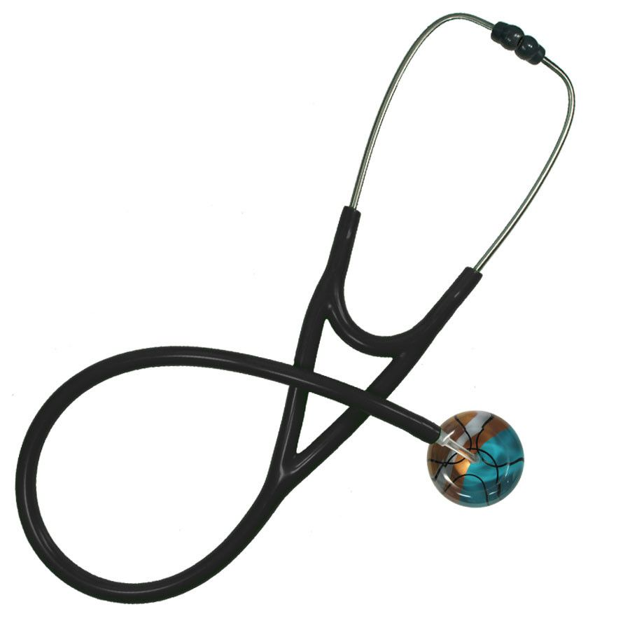 UltraScope Cardiology Stethoscope 50's Chic Teal