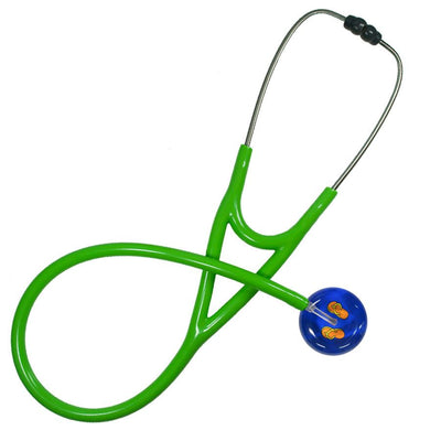 UltraScope Cardiology Stethoscope Flip Flops Royal Blue