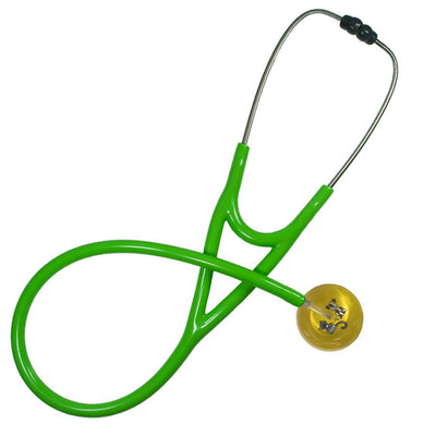 UltraScope Cardiology Stethoscope Kitty and Doggie Yellow