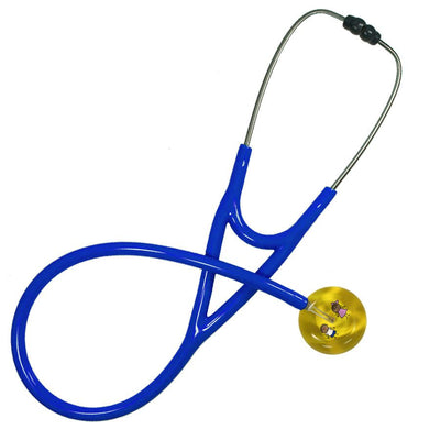 UltraScope Cardiology Stethoscope Stick Girl and Boy Yellow