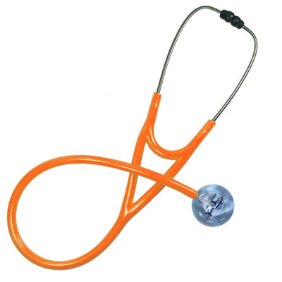 UltraScope Cardiology Stethoscope Helicopter Light Blue