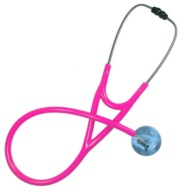 UltraScope Cardiology Stethoscope Stick Surgeon Light Blue