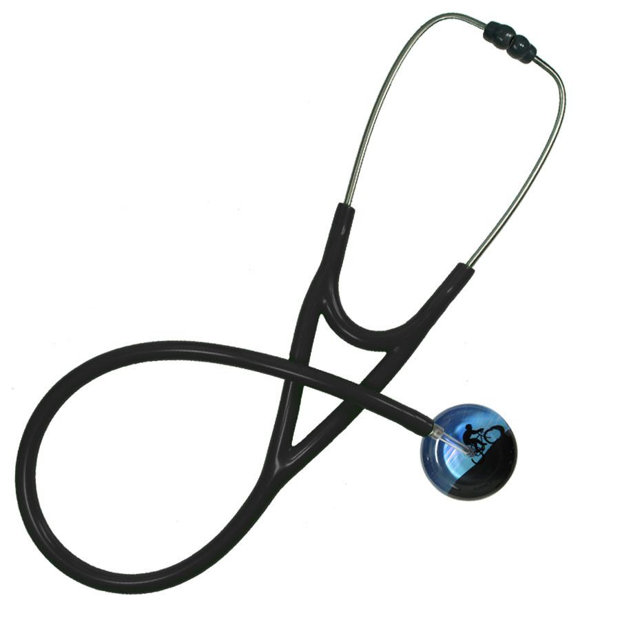 UltraScope Cardiology Stethoscope Bicyclist