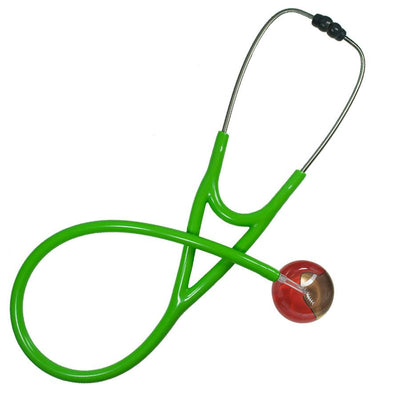UltraScope Cardiology Stethoscope Football Red