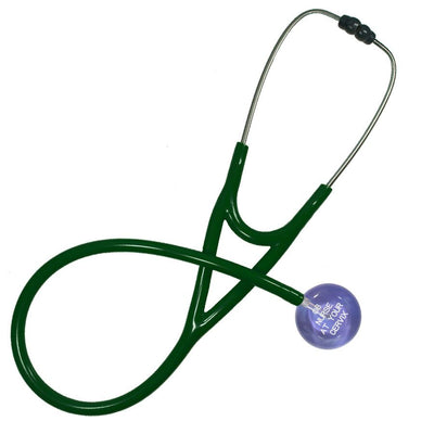 UltraScope Cardiology Stethoscope OB at your Cervix (Pre- Engraved) Lavender