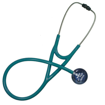 UltraScope Cardiology Stethoscope OB at your Cervix (Pre- Engraved) Navy Blue