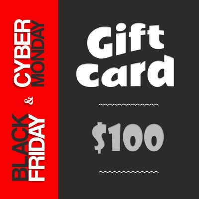 Black Friday & Cyber Monday Gift Cards