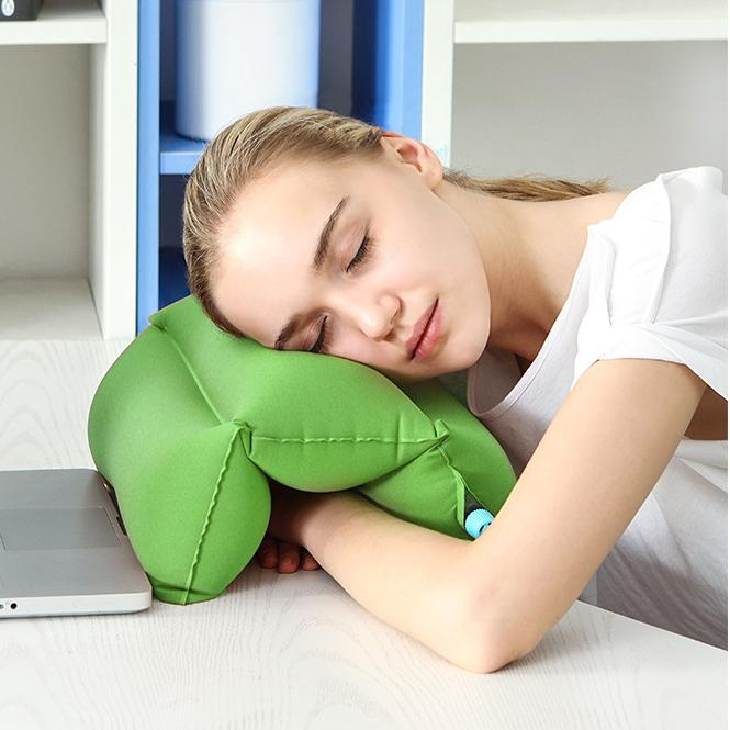 Slumber sleep with Desk pillow