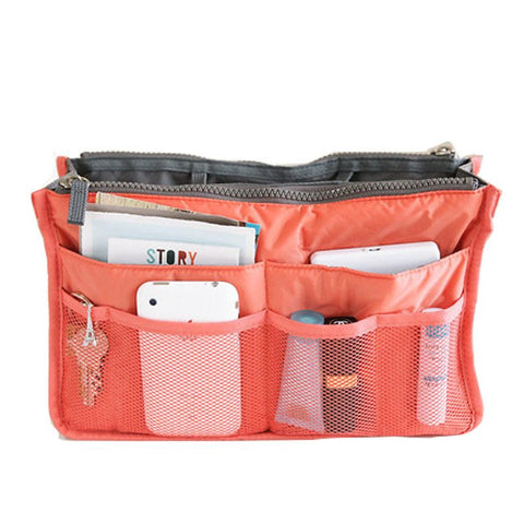 Flying Birds Handbag Organizer for Nurses